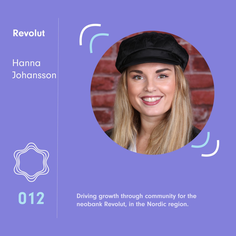 Ep 12: Hanna Johansson