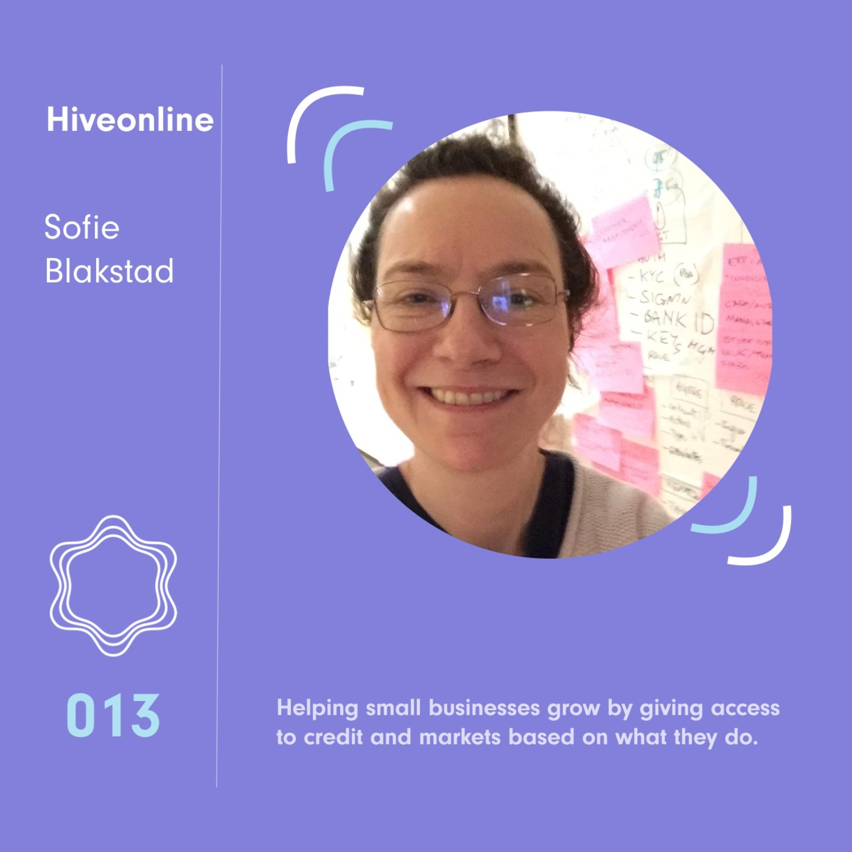 Ep 13: Sofie Blakstad