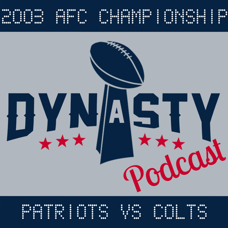 2003 AFC Championship: Patriots vs Colts