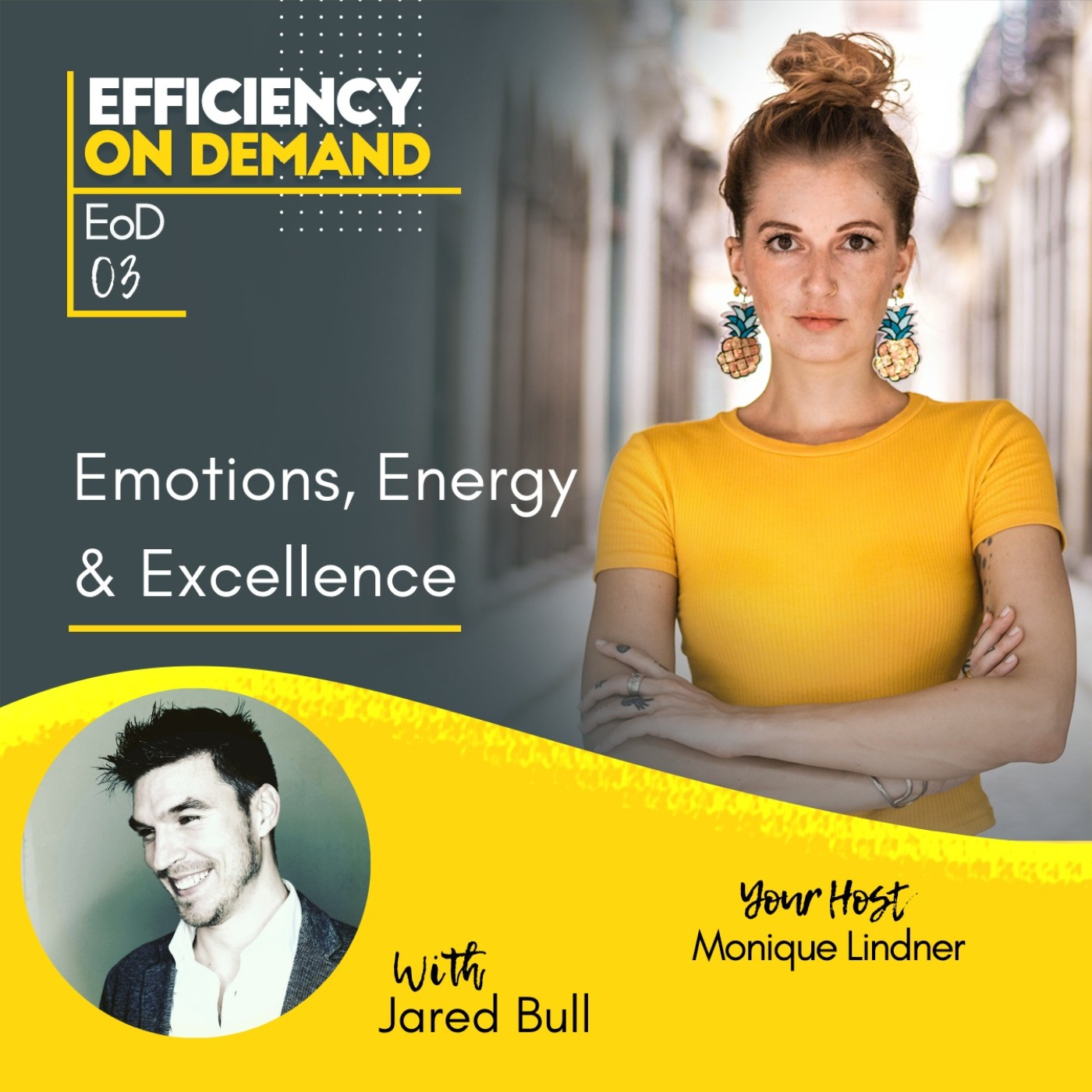 Energy, Emotions & Excellence with Jared Bull