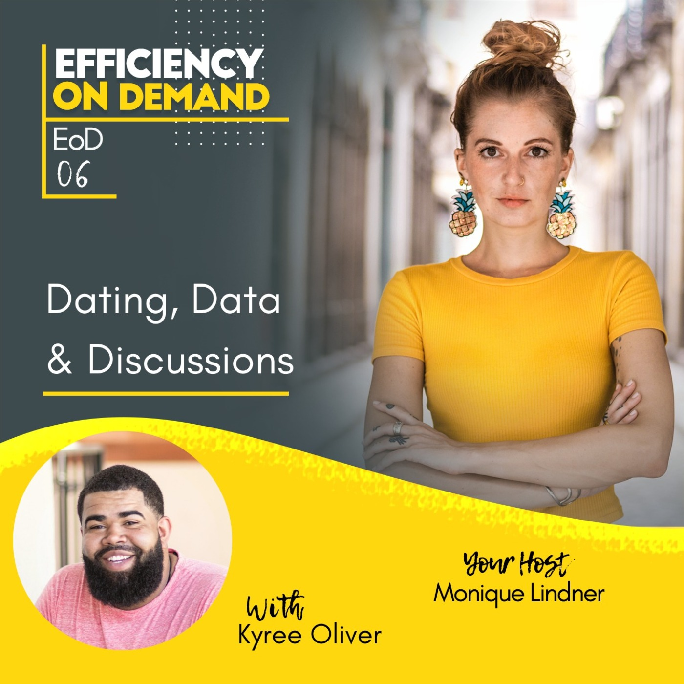 Dating, Data & Discussions with Kyree Oliver