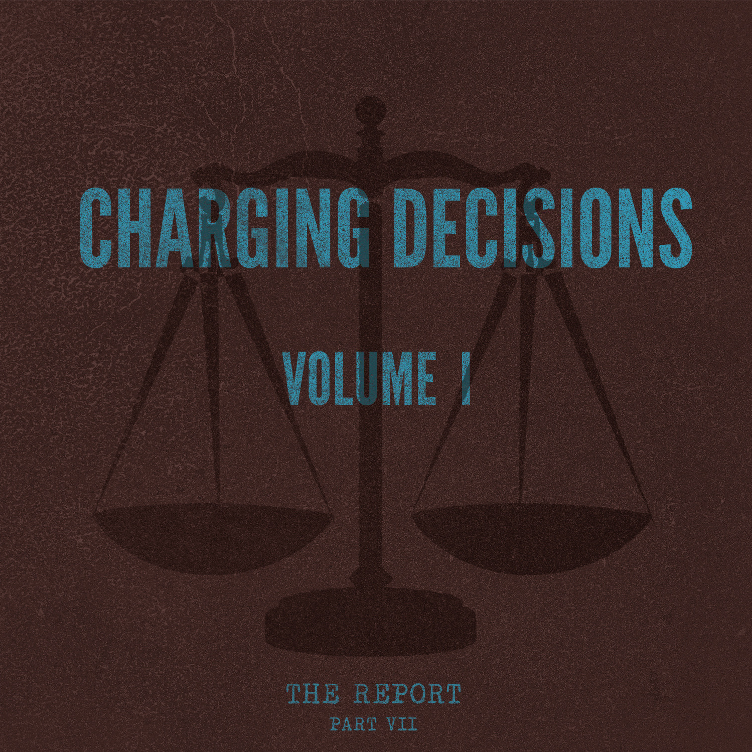 Part VII: Charging Decisions