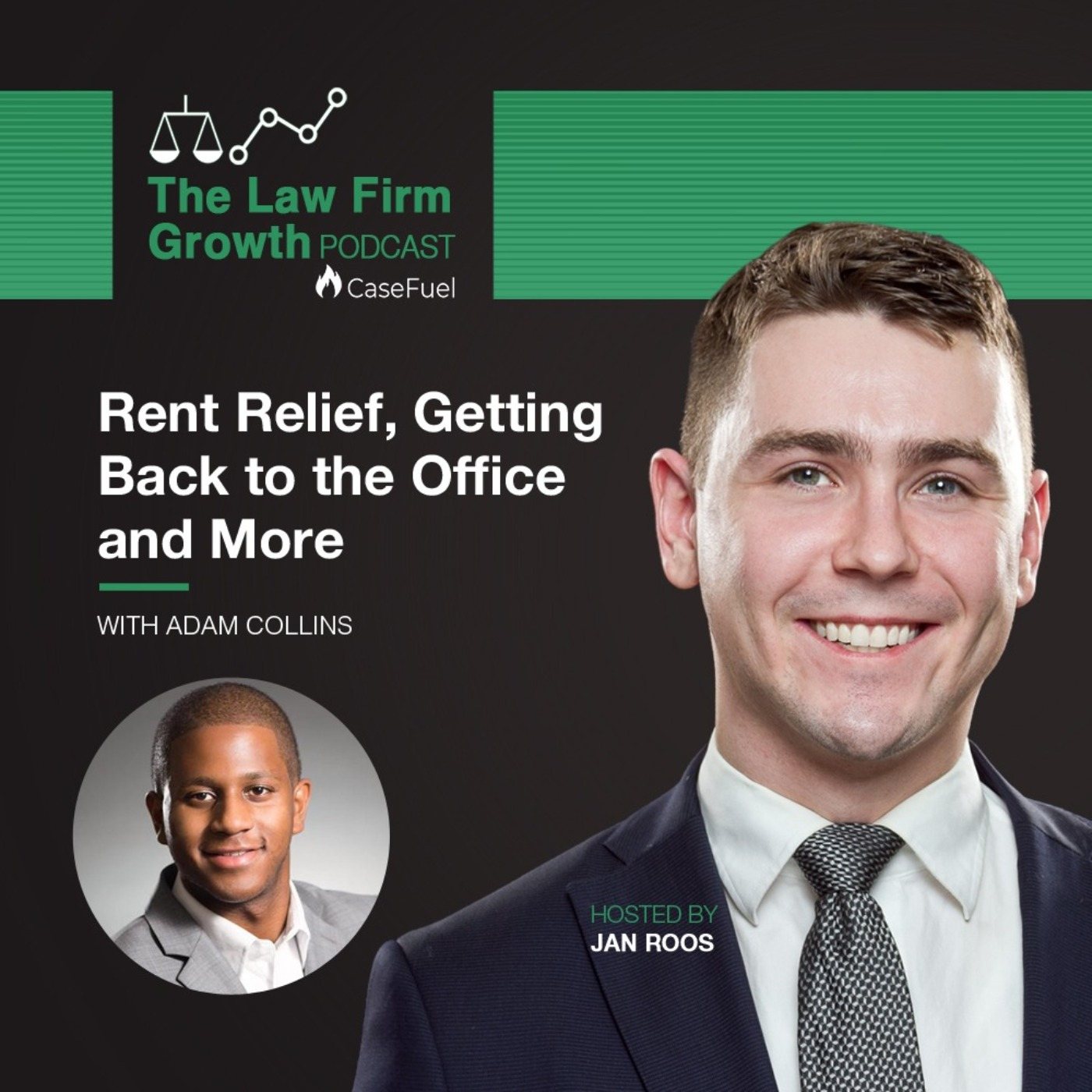 Rent Relief, Getting Back to the Office, and More with: Adam Collins