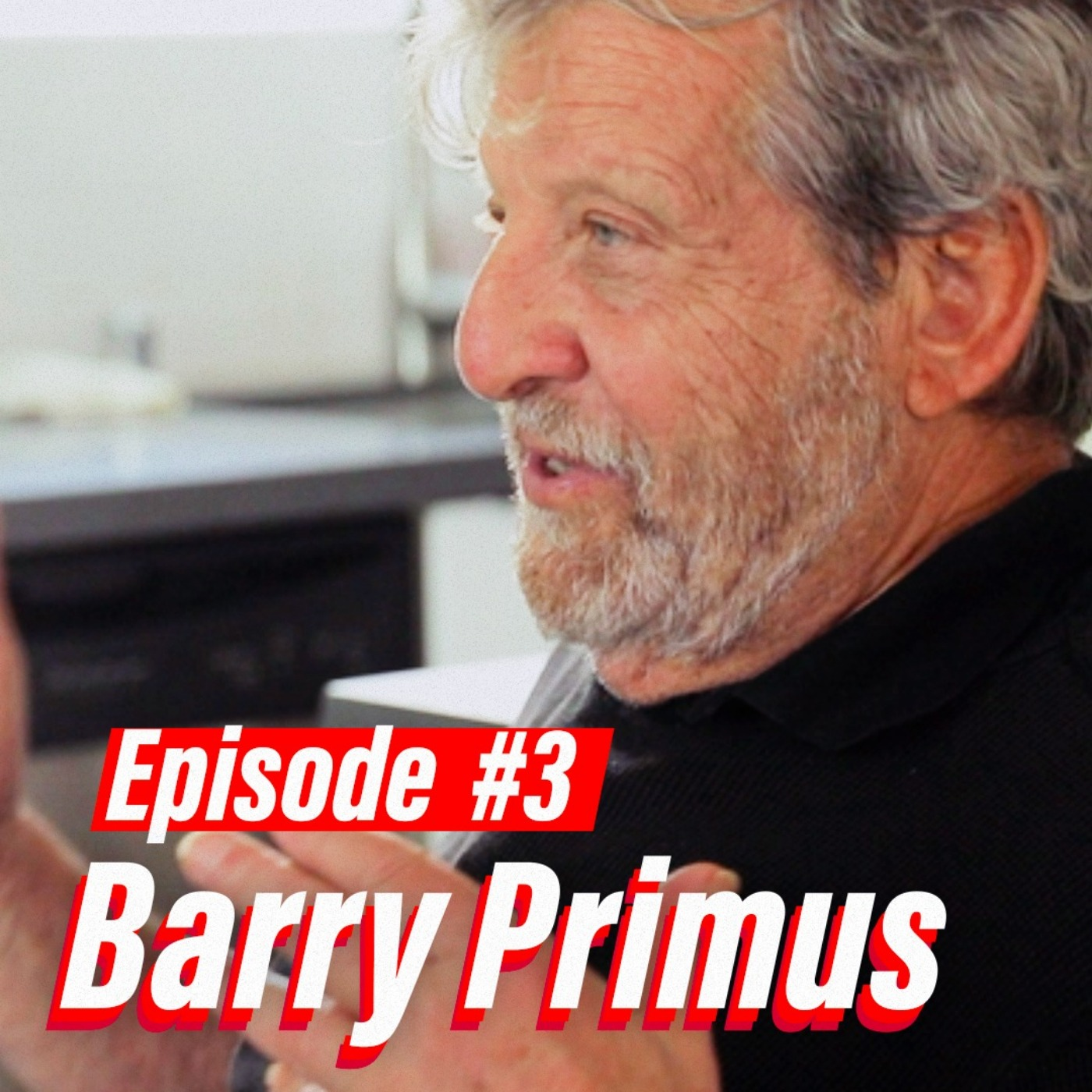 Episode #3 with Barry Primus