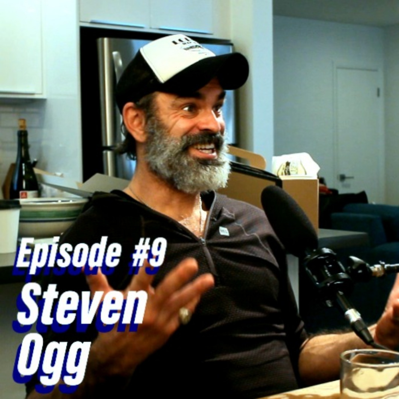 Episode #9 with Steven Ogg