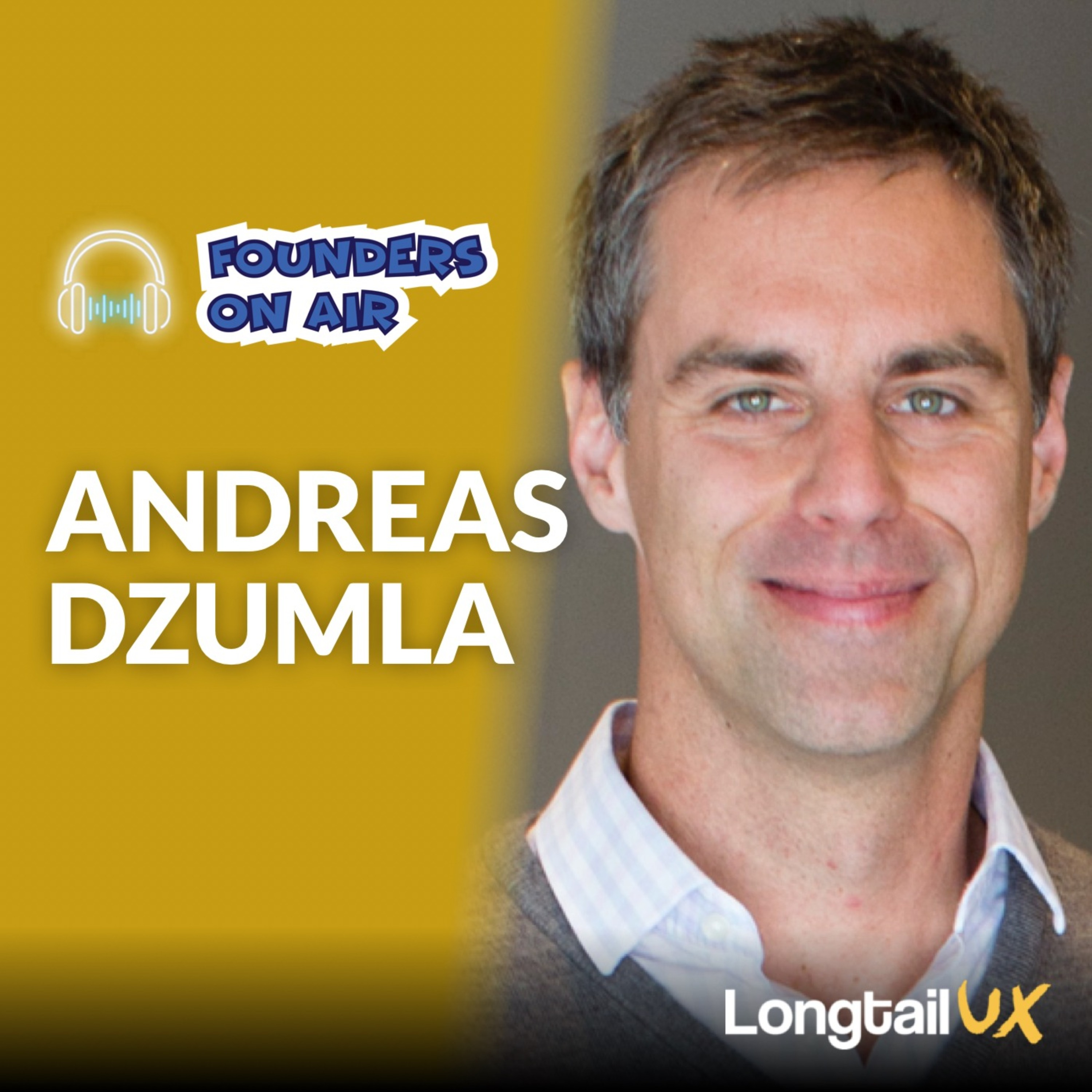 Interview with Andreas Dzumla, CEO @ LongtailUX (Business Podcast)