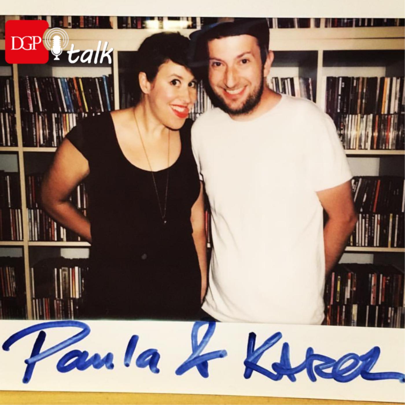 """Paula i Karol: """"Płyta LIFESTRANGE jest o intymności przyjaźni i wspólnych przeżyć"""""""