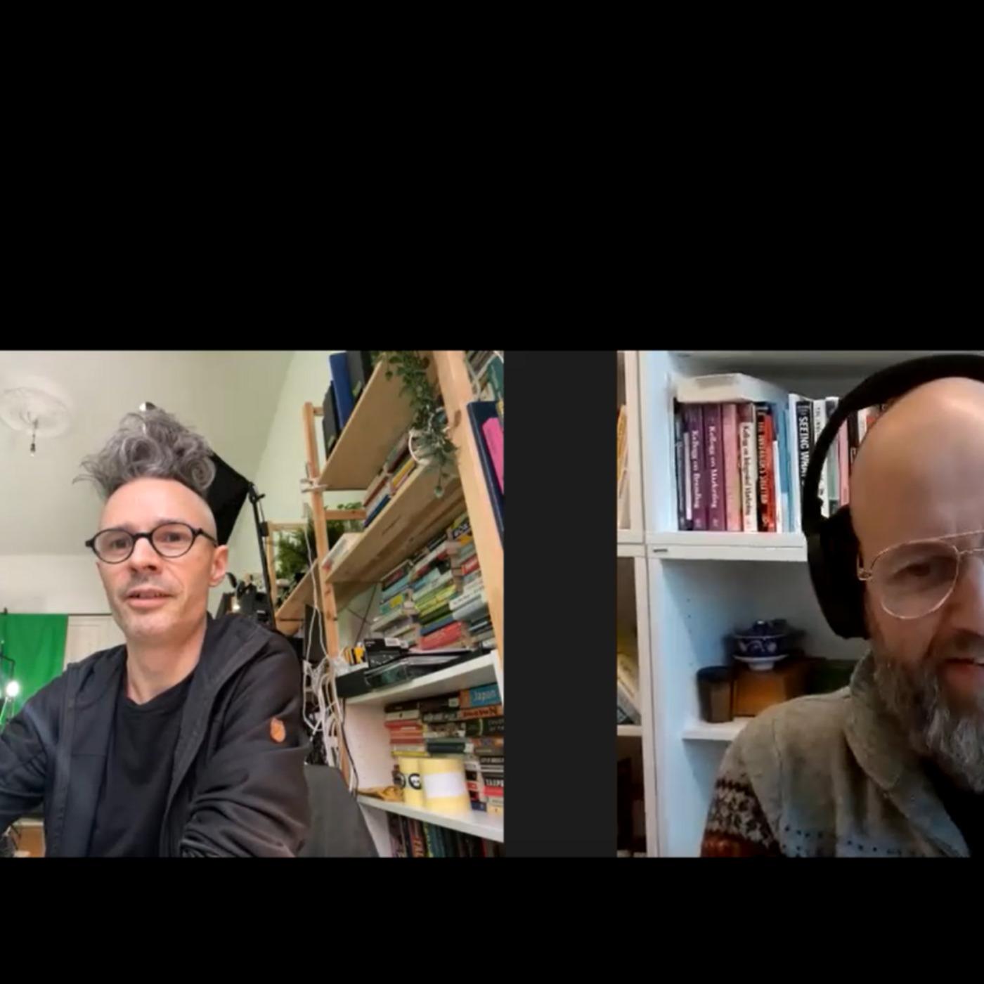 Gisle Martens Meyer om digitalisering av musikkbransjen