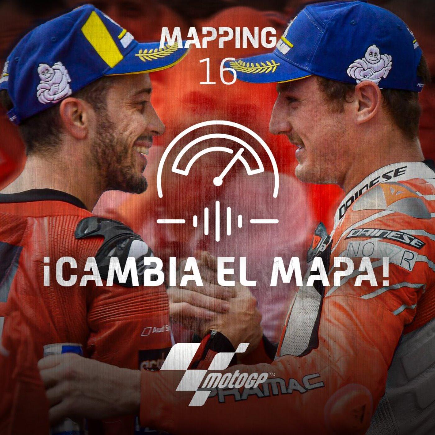 Mapping 16: Los frentes abiertos del nuevo ciclo de Ducati
