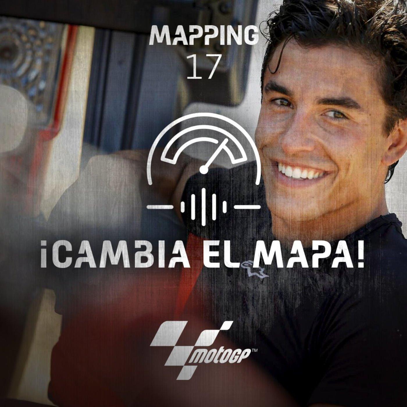 Mapping 17: La pregunta del millón sobre Márquez