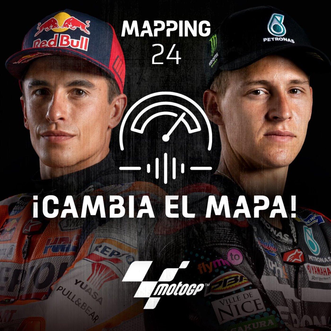 Mapping 24: Márquez - Quartararo, el duelo más esperado