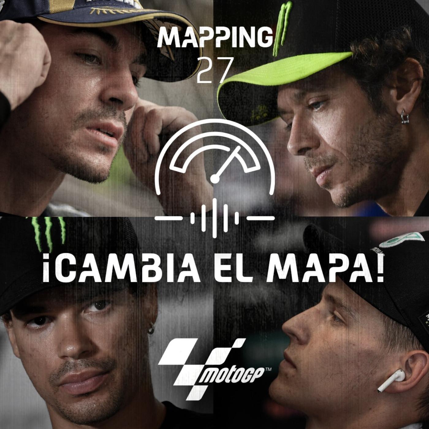 Mapping 27: El diagnóstico técnico de los males de Yamaha