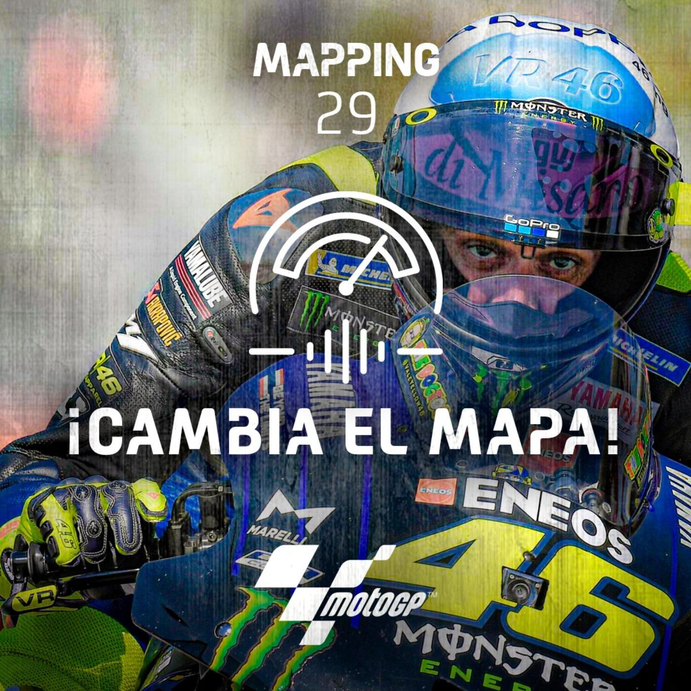 Mapping 29: El escenario ideal para la 'Décima' de Rossi