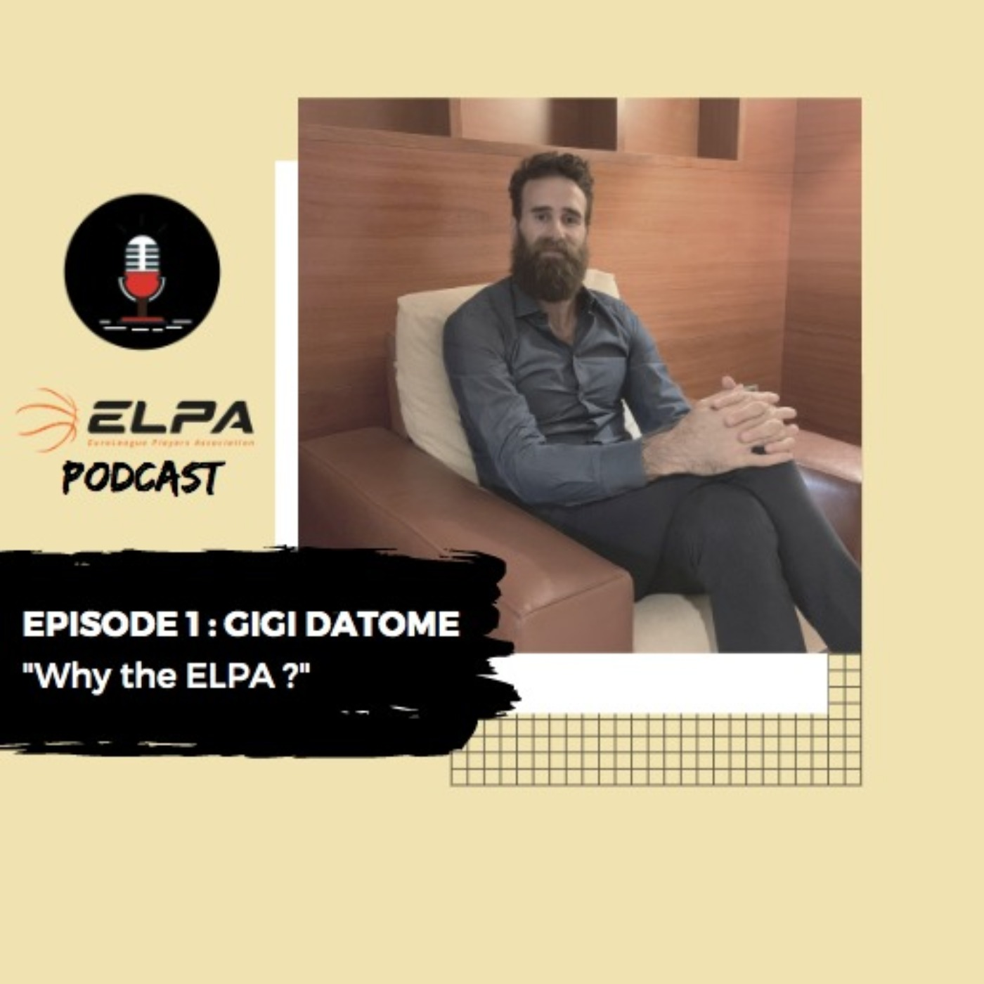 Episode 1 : Gigi Datome