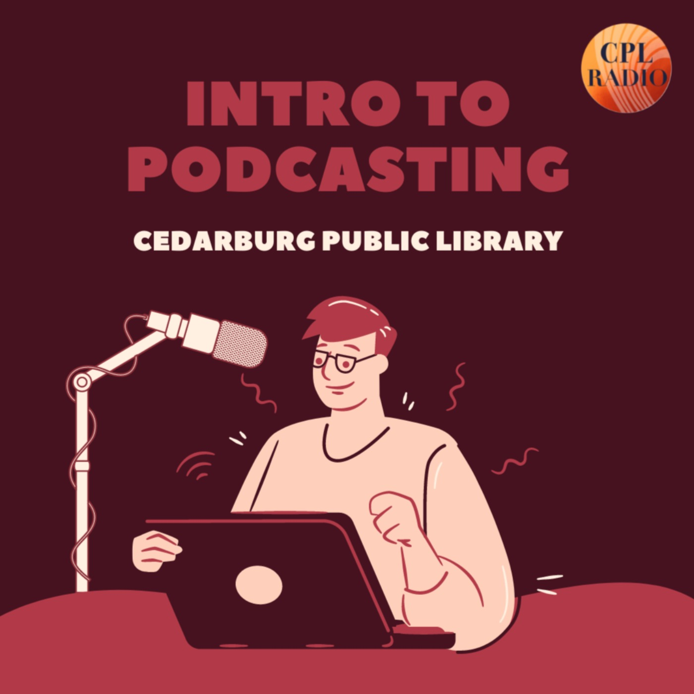 Intro to Podcasting with Bryton, Katelyn, Jeff, and Kit