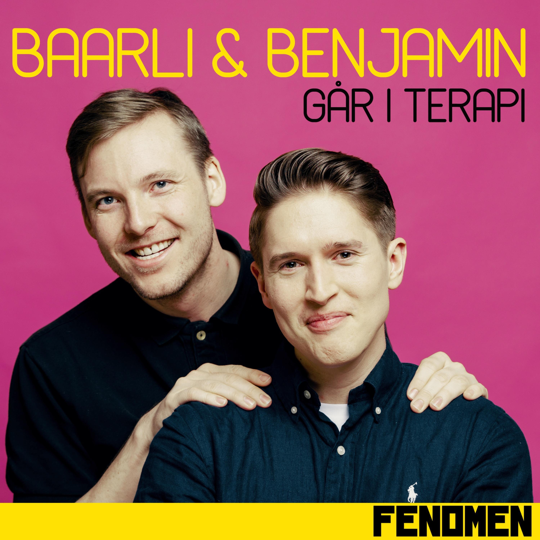Baarli og Benjamin går i terapi