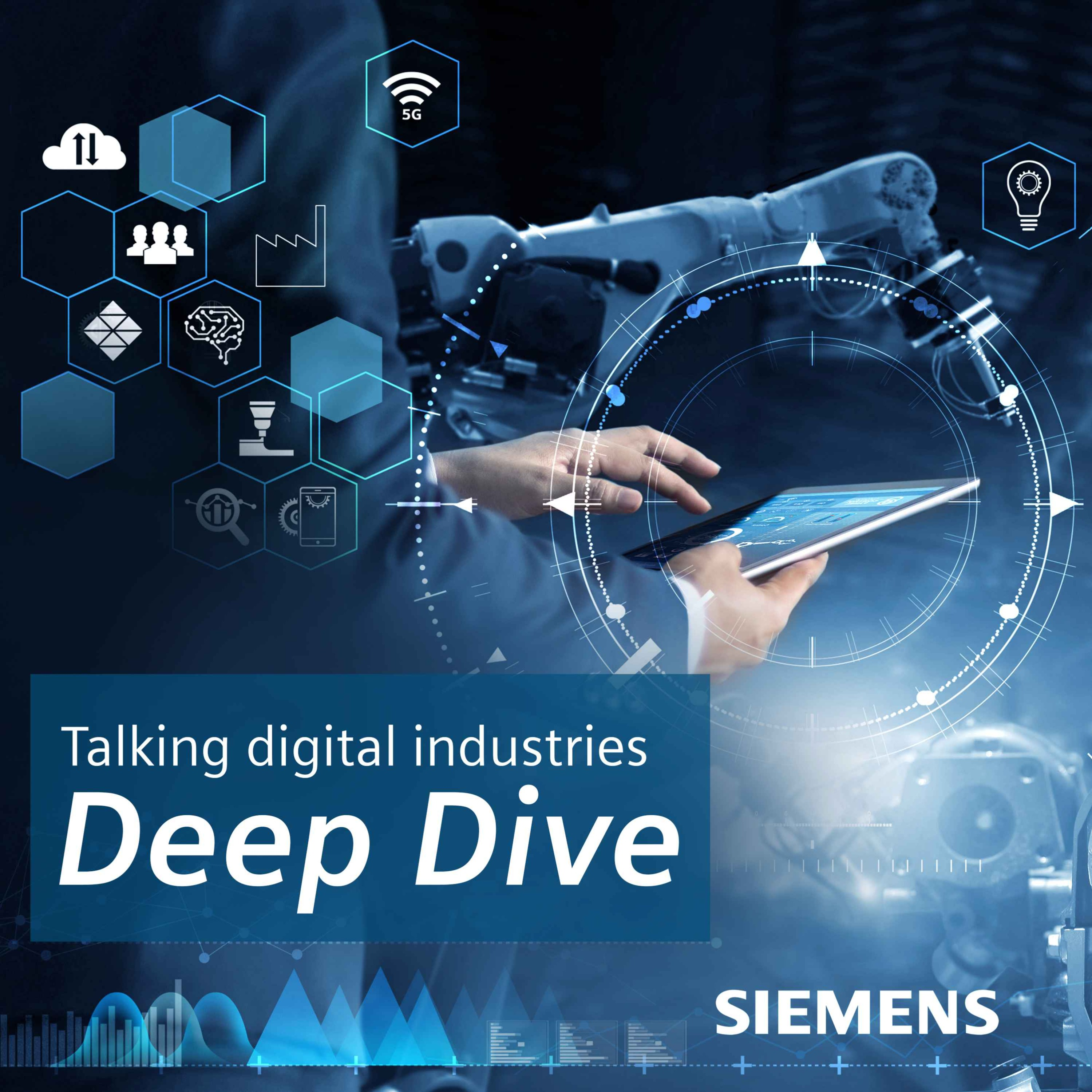 The Deep Dive – From punched tape to the digital twin, the Sinumerik Story
