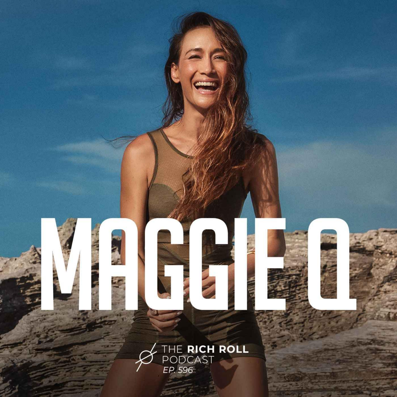 Maggie Q Is A Badass