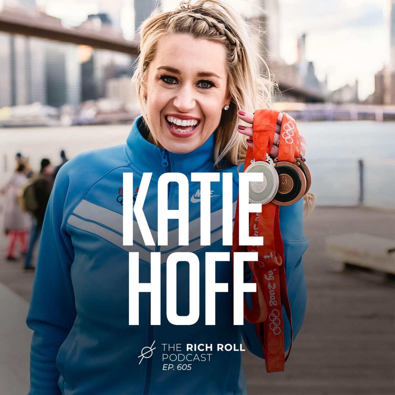Olympian Katie Hoff On Embracing The Suck & Alchemizing Pain Into Gratitude