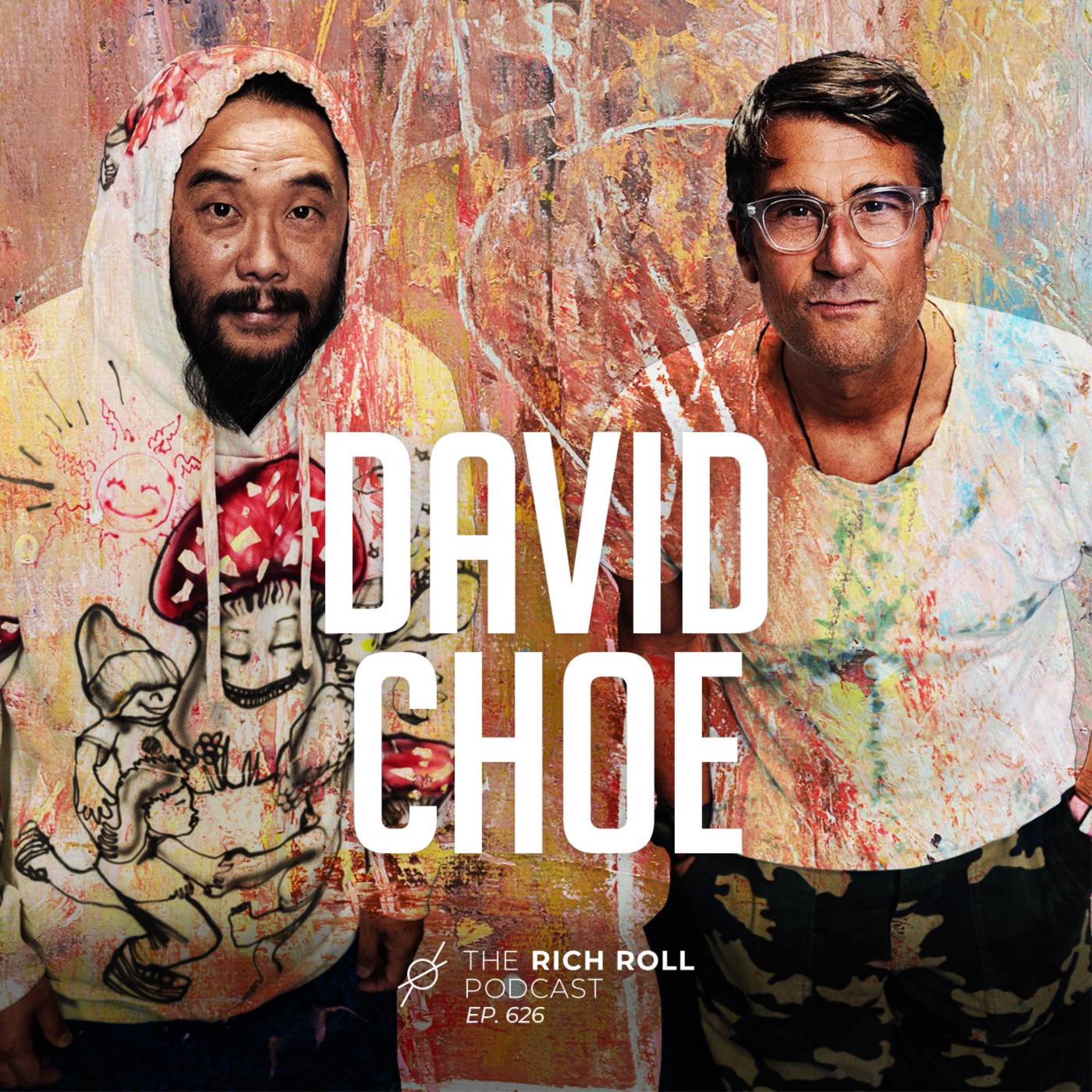 David Choe On Finding Beauty in Brokenness
