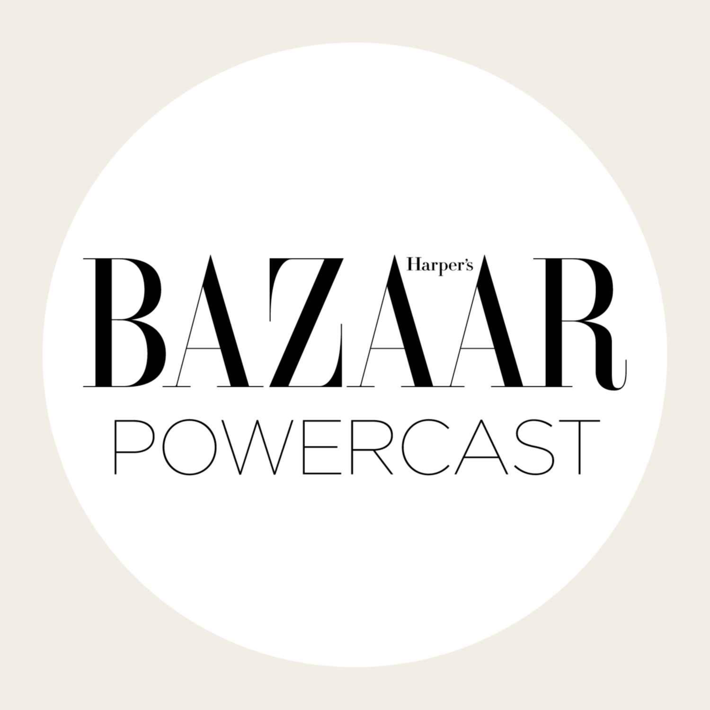 Harper's Bazaar Powercast logo