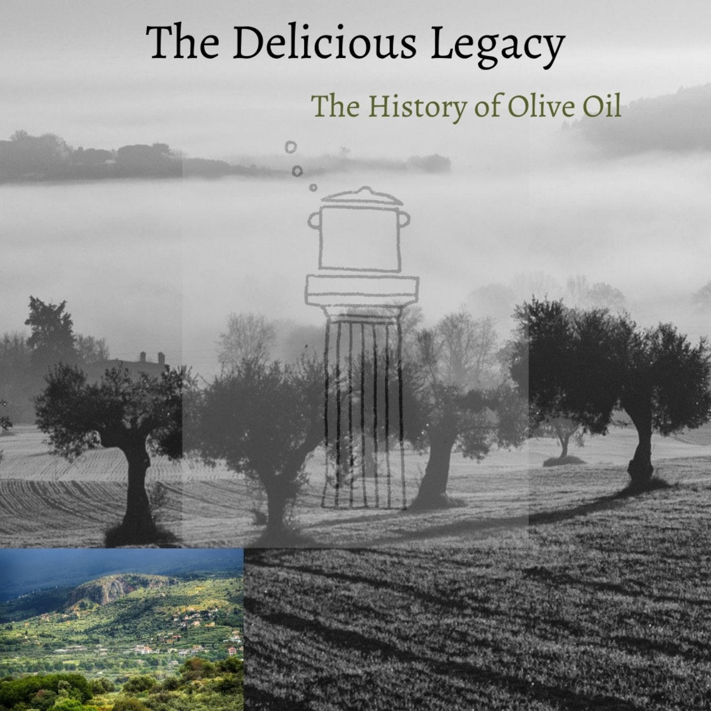 The History of Olive Oil Pt1