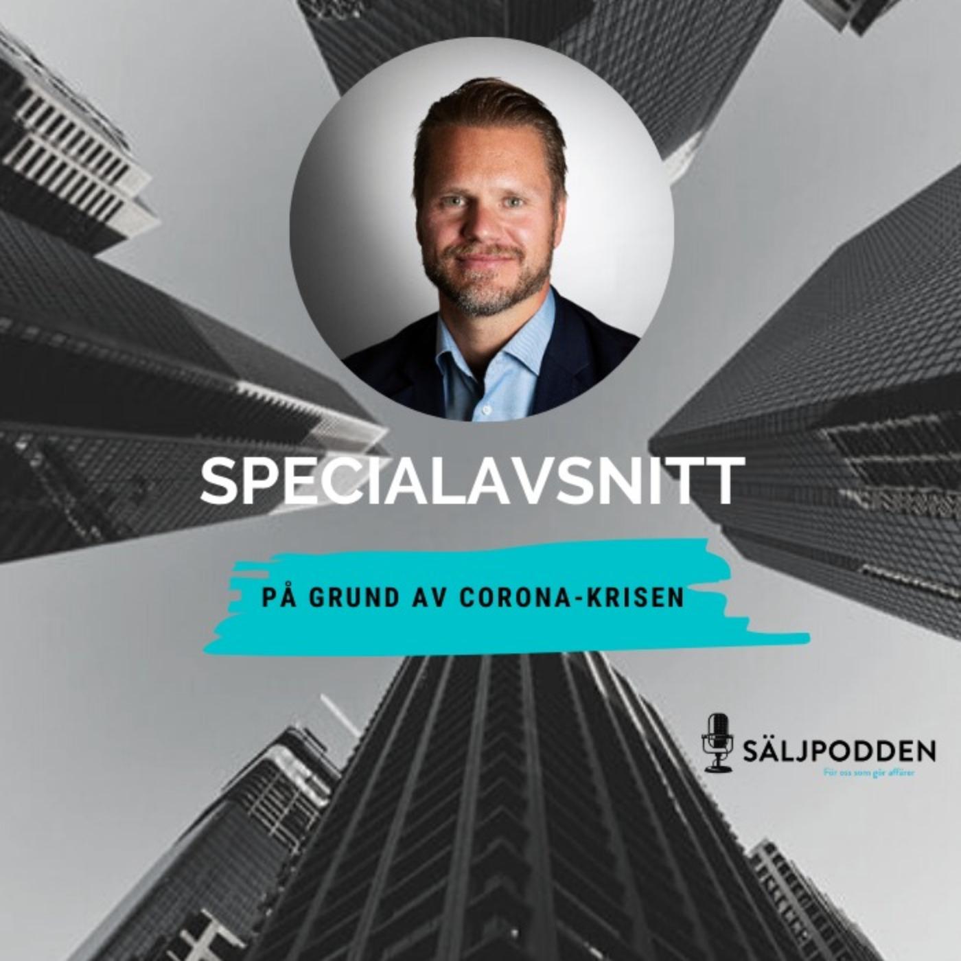 Specialavsnitt 6 - Tobias Thalbäck
