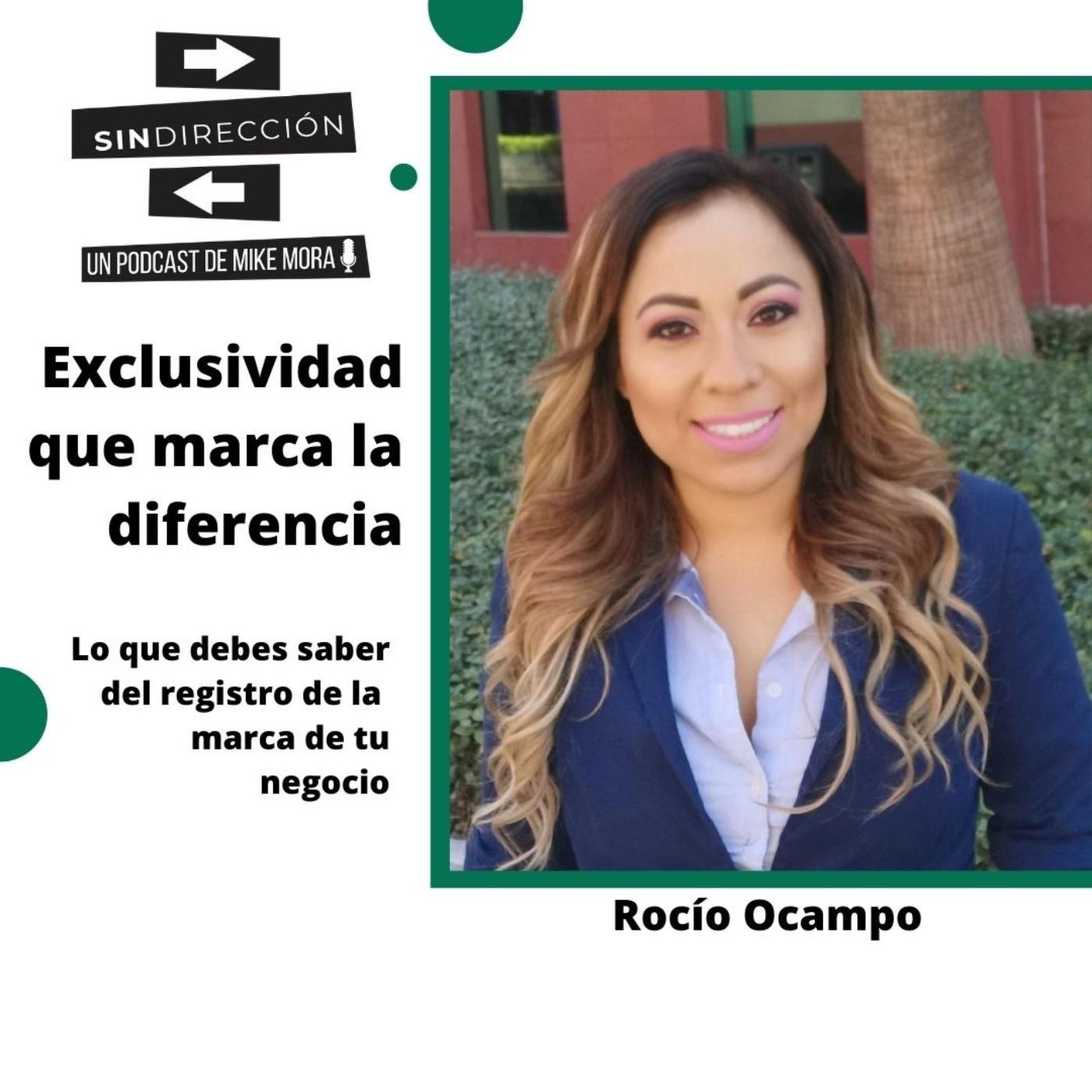 Exclusividad que marca la diferencia – Rocío Ocampo