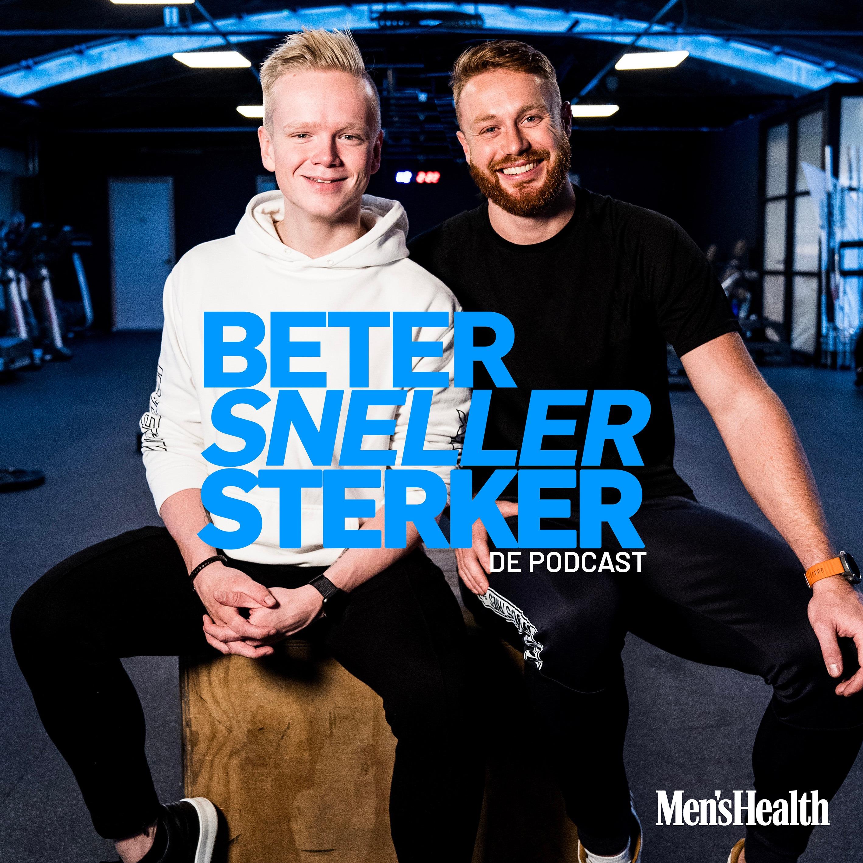 Beter Sneller Sterker, De Podcast logo