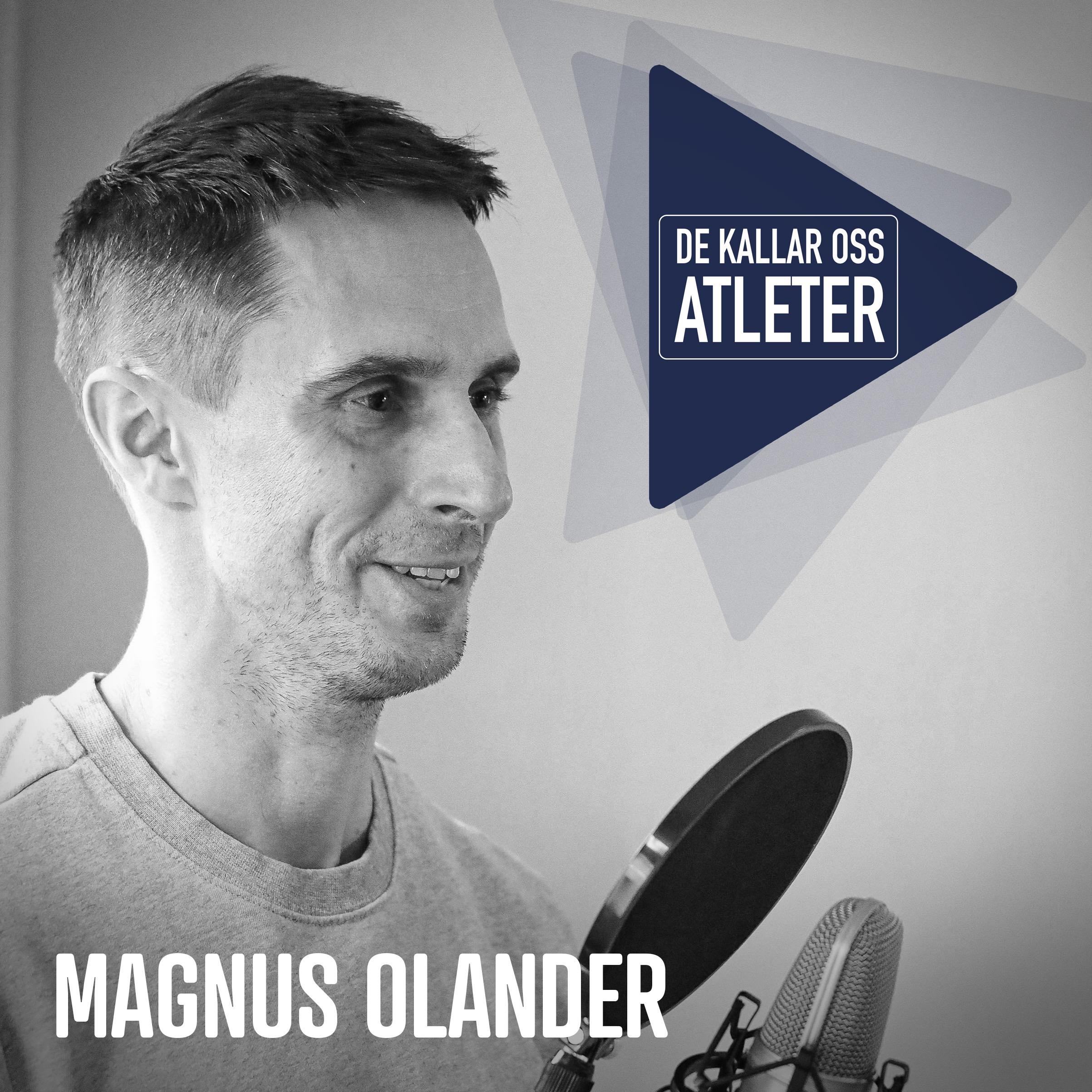 """Magnus Olander: """"Mitt mål är att vinna Ironman Kalmar 2020"""""""
