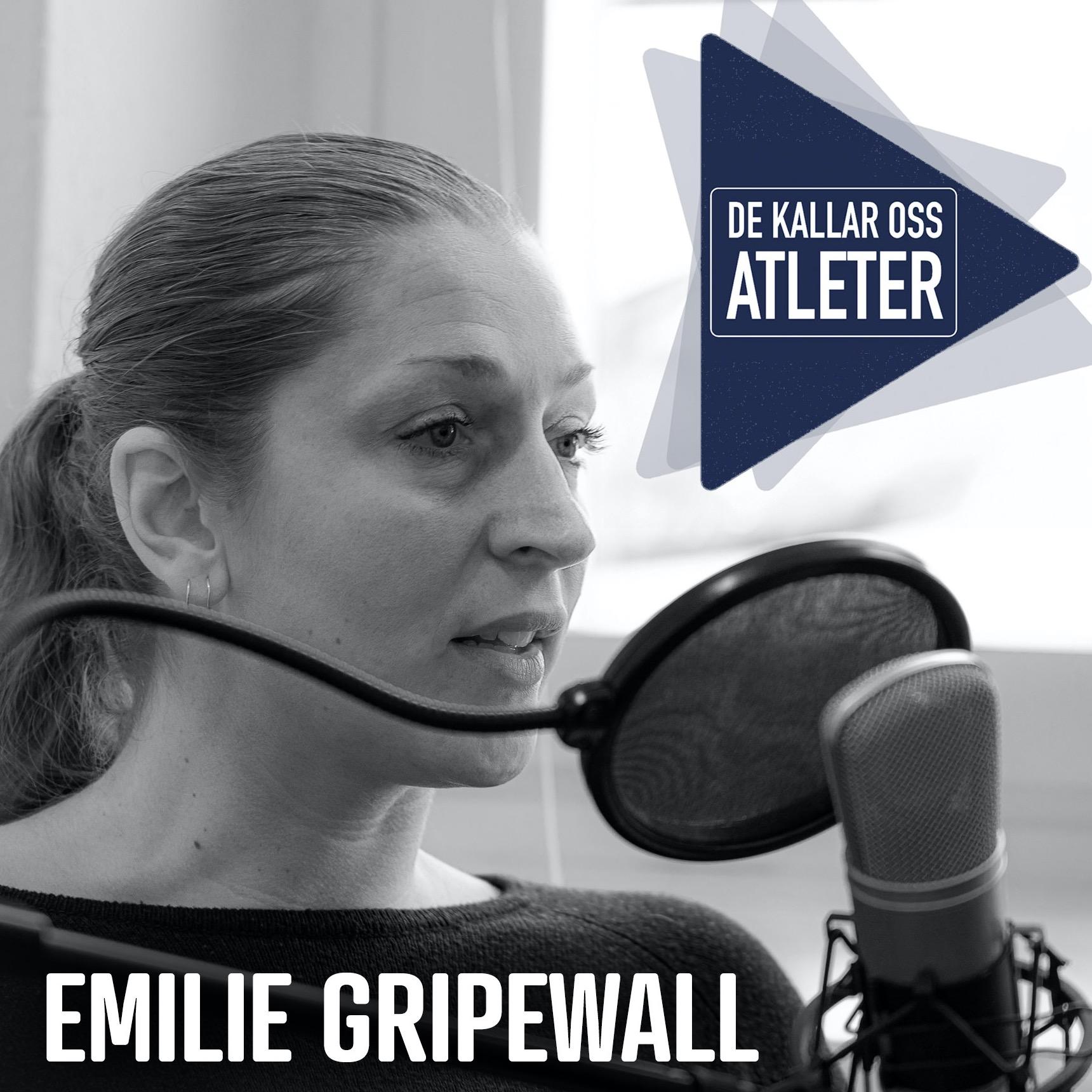 "Emilie Gripewall: ""Om man vill så kan man."""