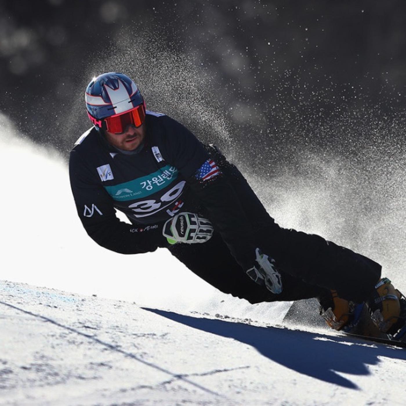 An Olympic Snowboarder & IMSA Driver: Talking with AJ Muss
