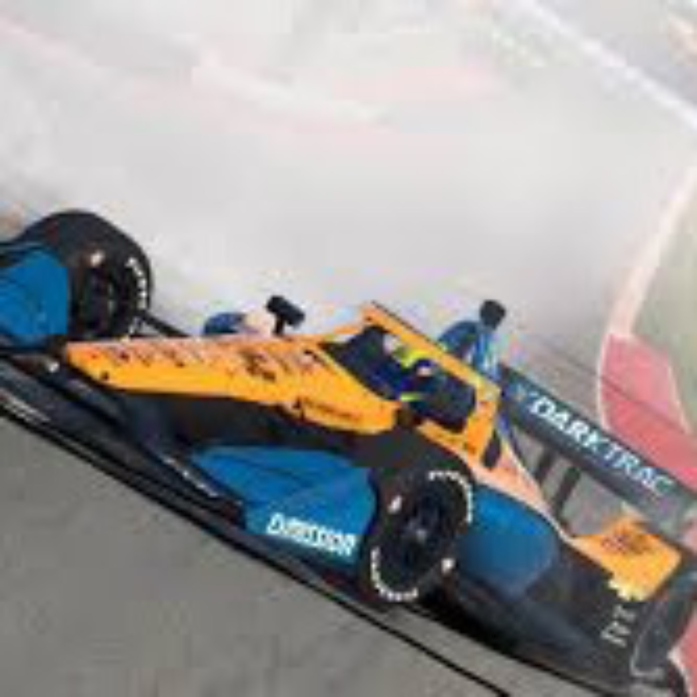 Lando Norris' Spin & Win & News on Top Gun Racing Entering INDYCAR