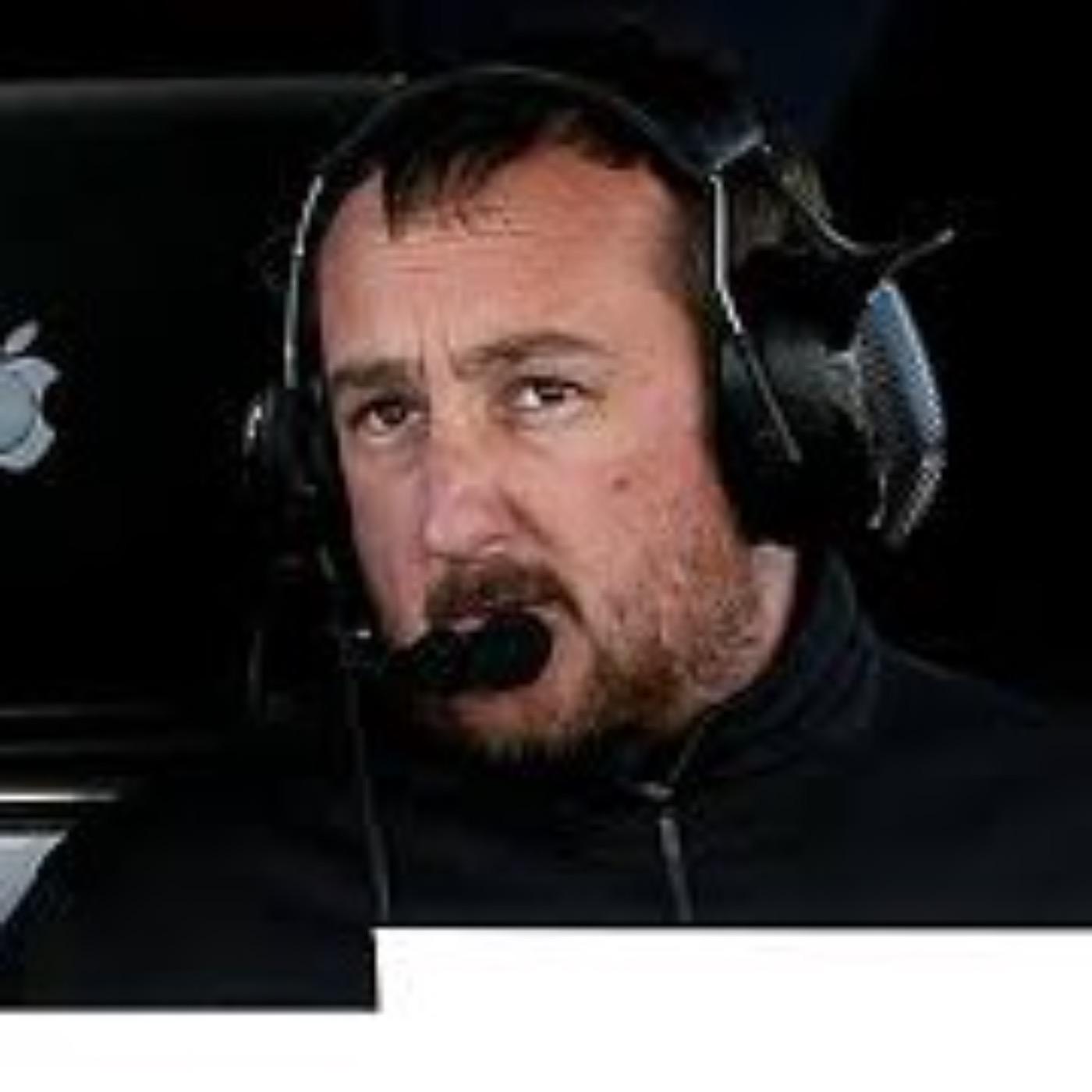 This Week with Dale Coyne Racing: Engineer Olivier Boisson