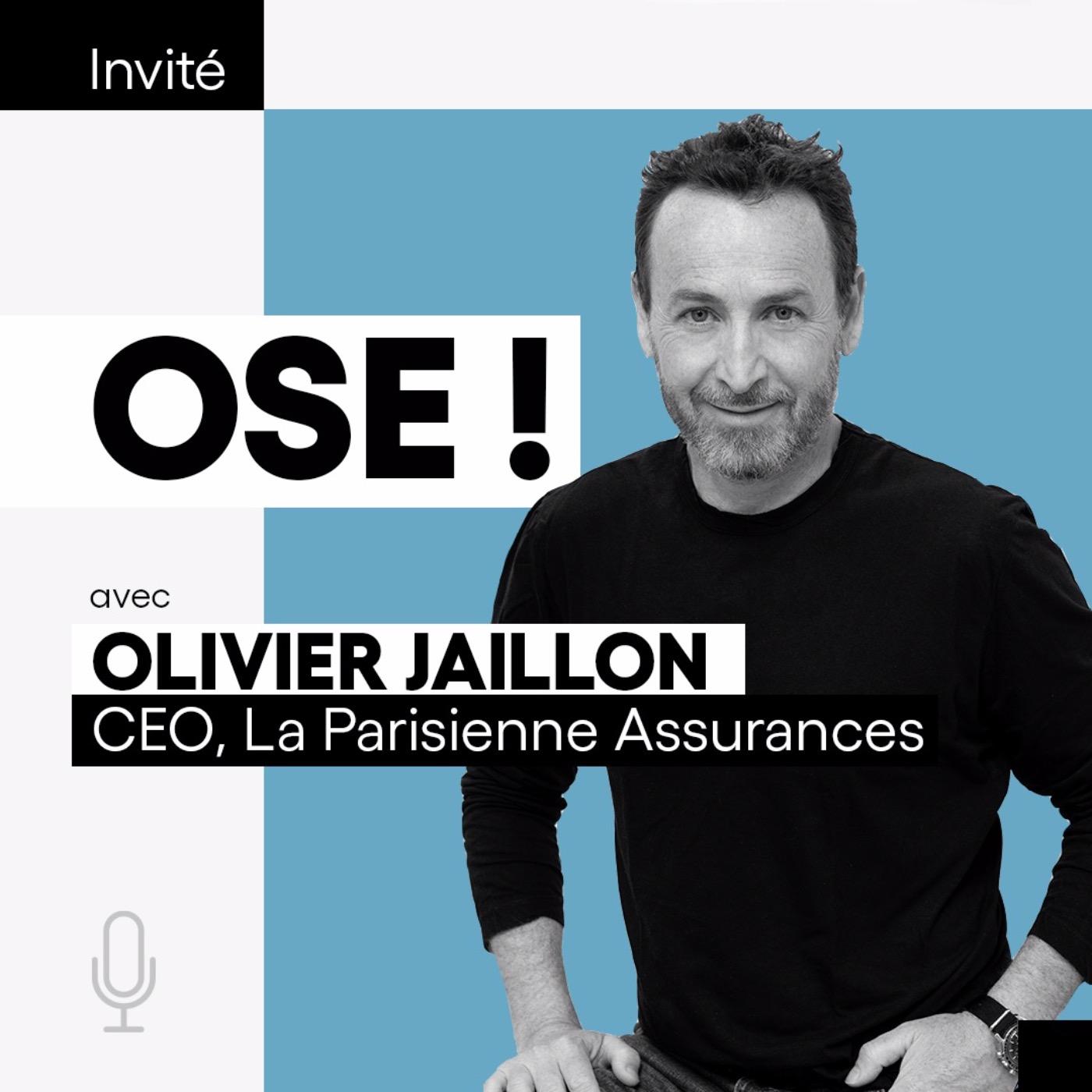 Olivier Jaillon, CEO de La Parisienne Assurances