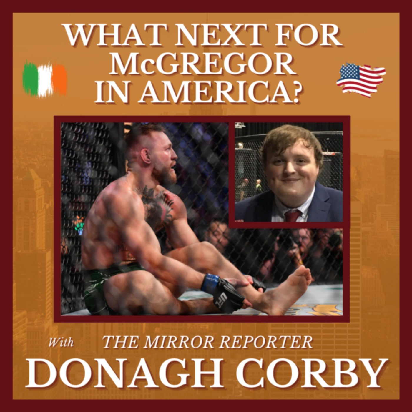 What Next for Conor McGregor in America and the UFC?