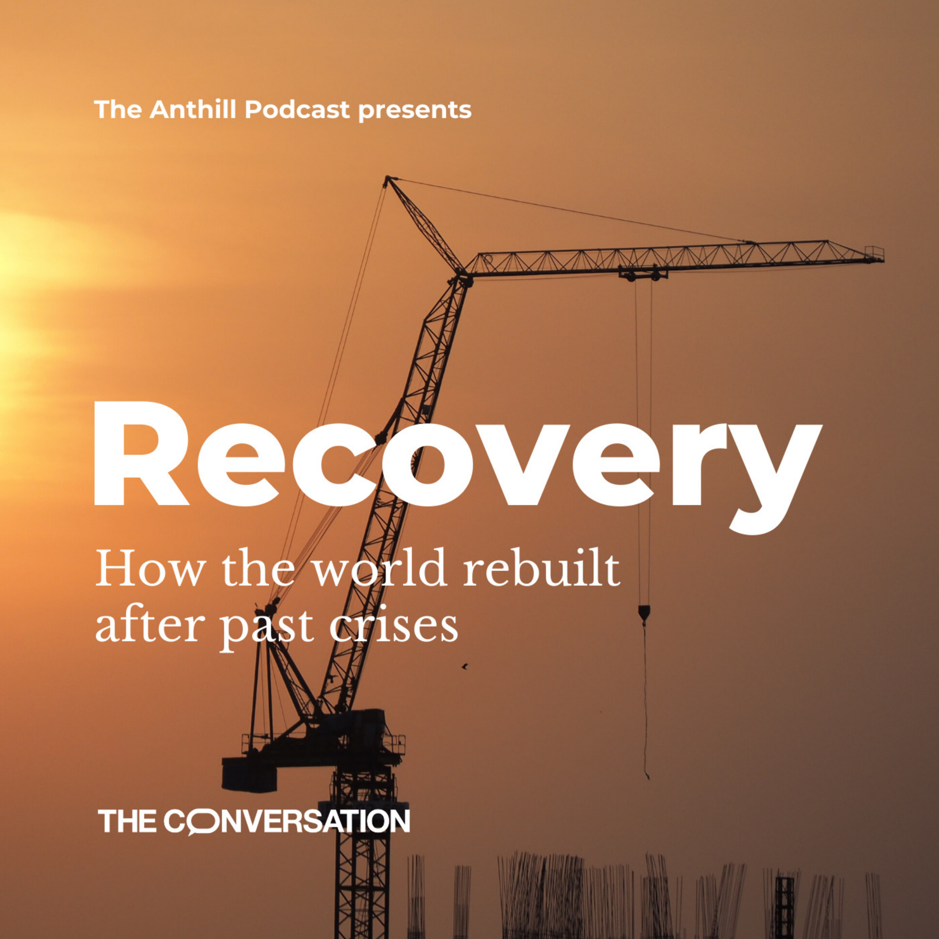 Recovery part four – the second world war