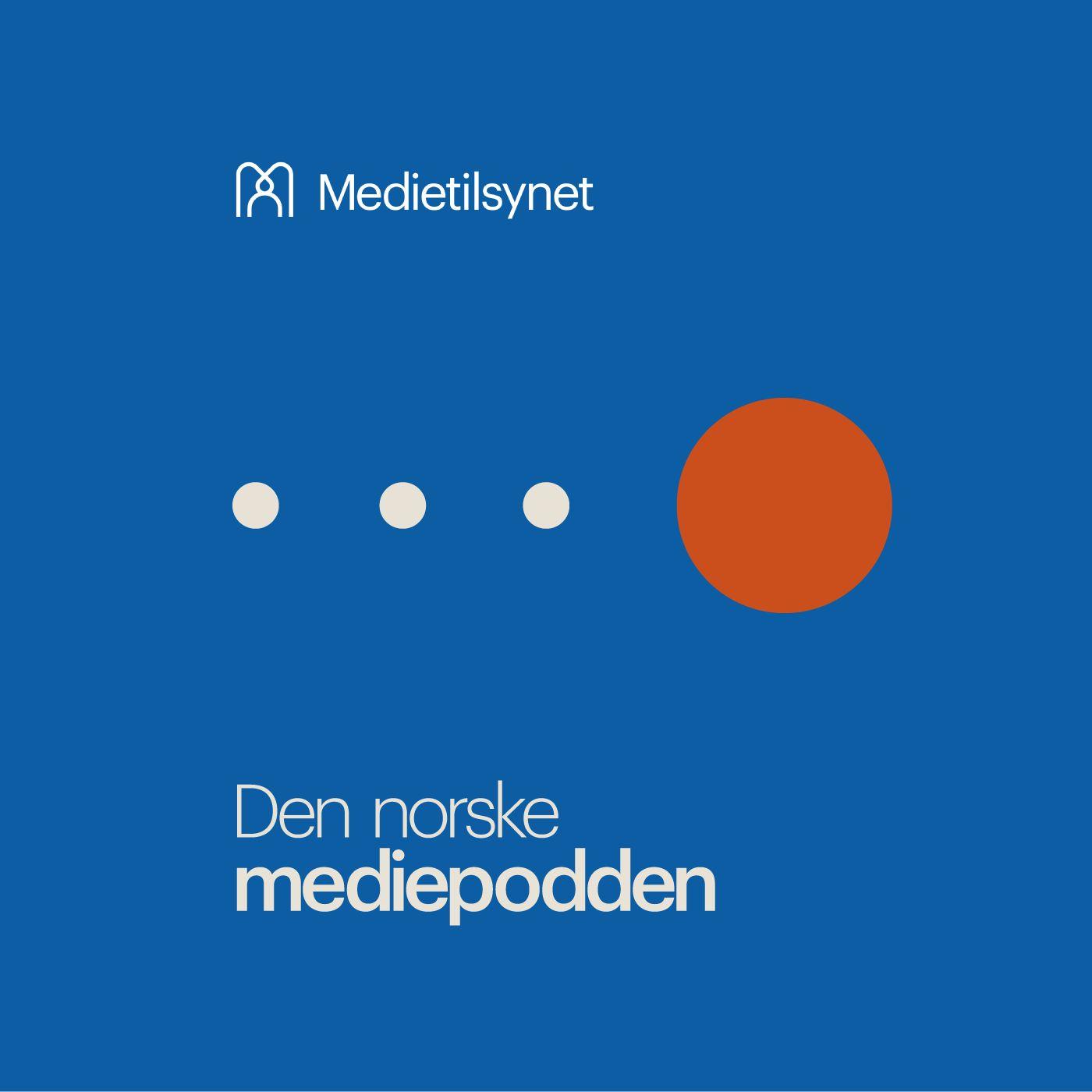 Den norske mediepodden