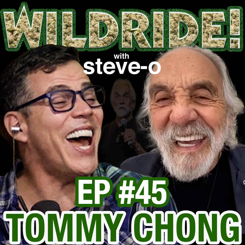 Tommy Chong