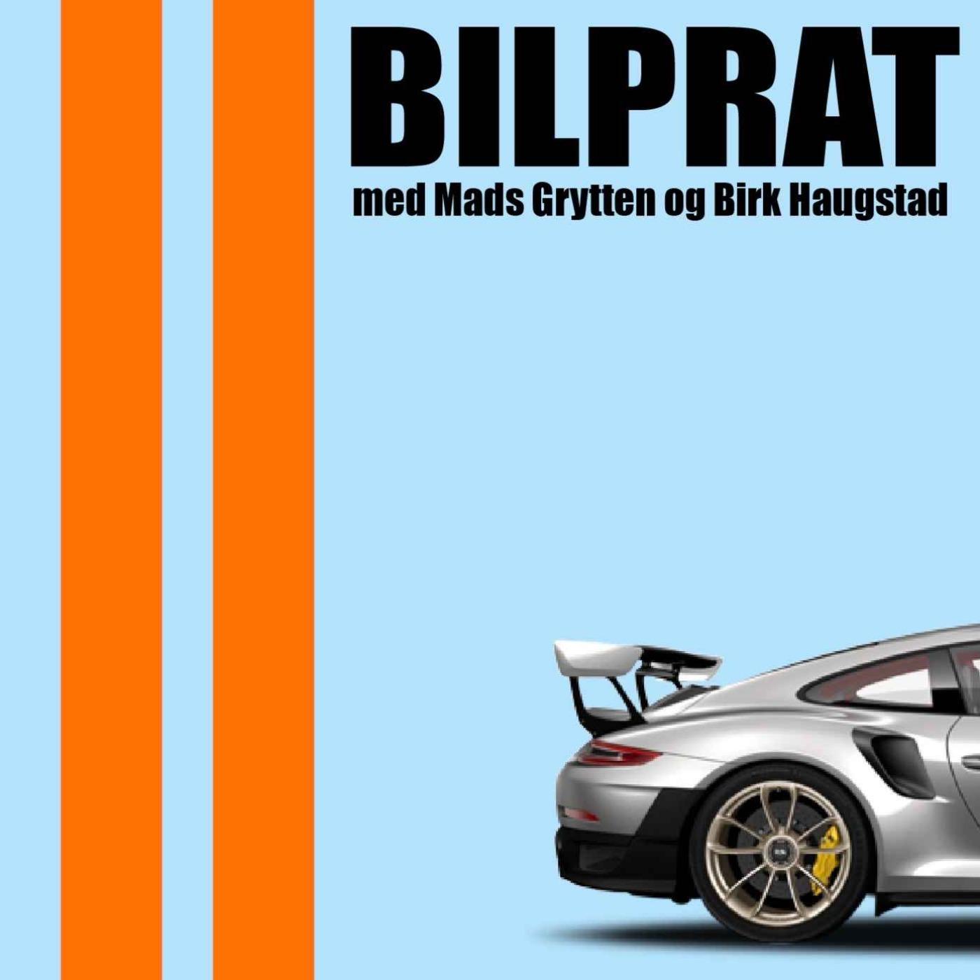 18 - DEL 2 av BMW podcasten. M3 Touring og , Best cry improvisjon ++++