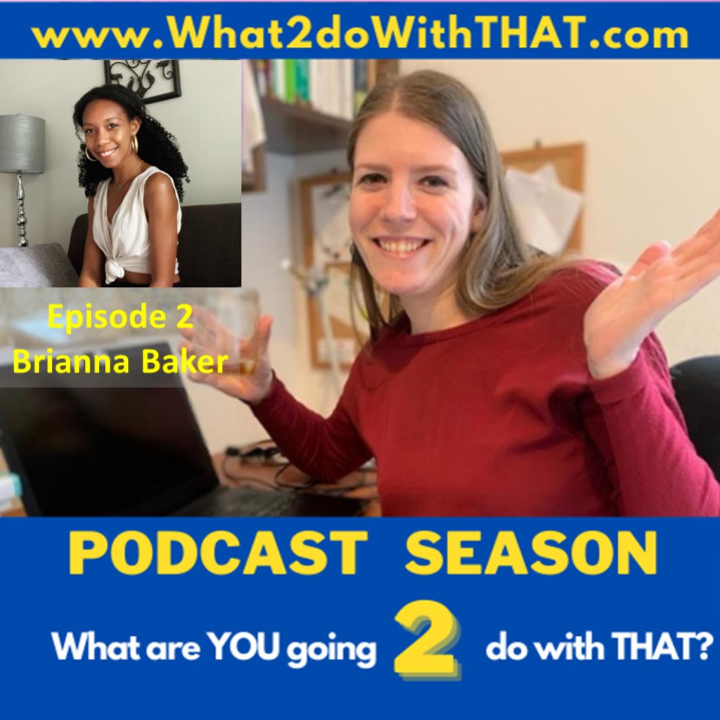 Episode 22 - Brianna A. Baker