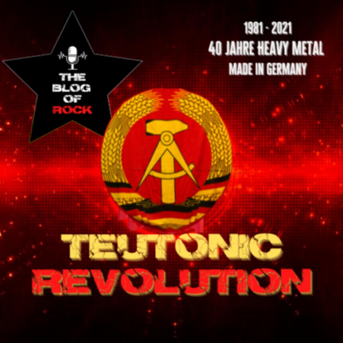 TEUTONIC REVOLUTION DDR - Metal in der Ostzone