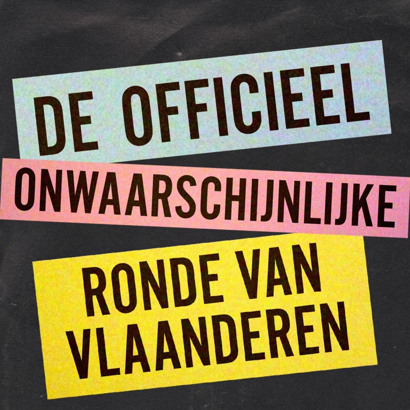 De Officieel Onwaarschijnlijke Ronde van Vlaanderen (Nederlands)