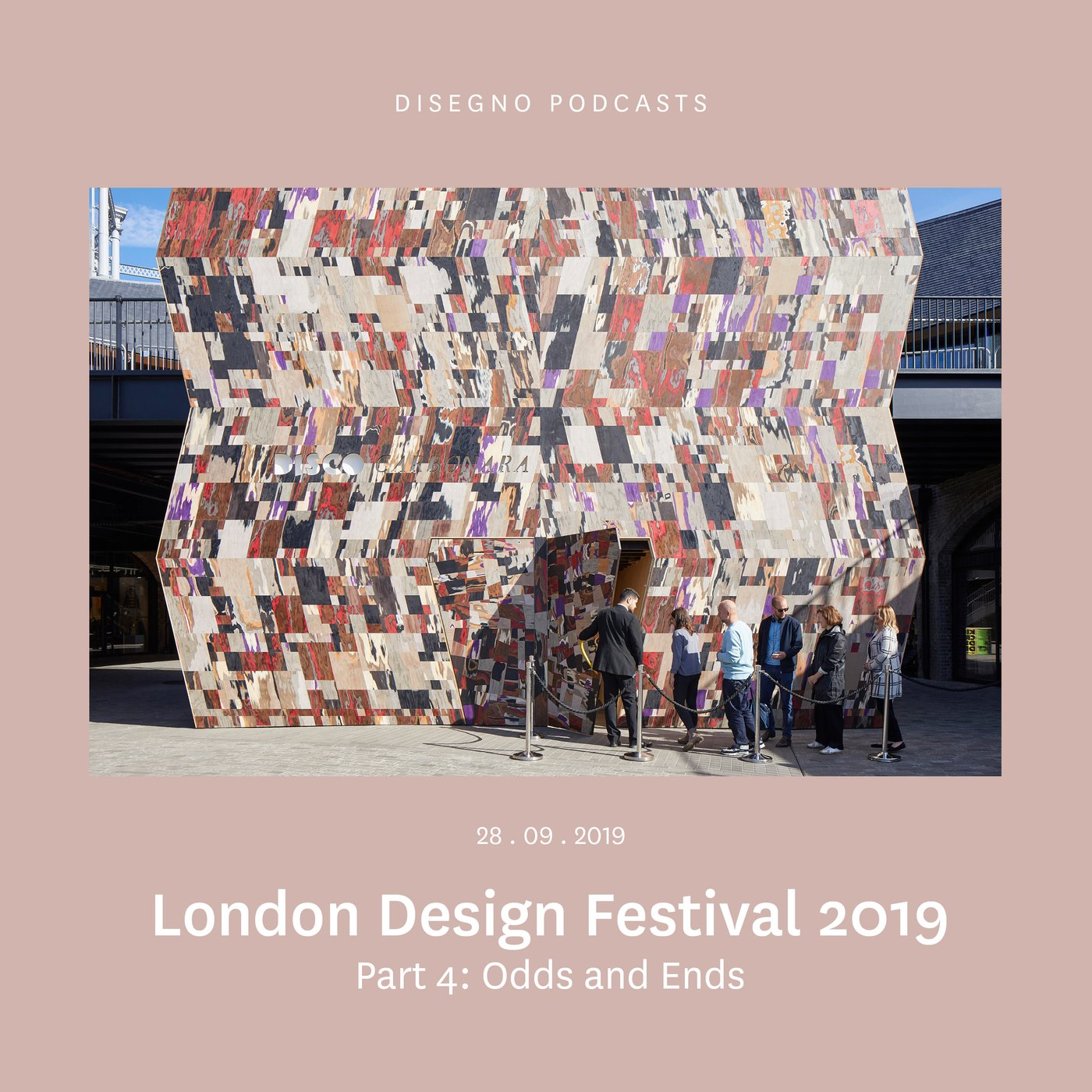London Design Festival 2019: Odds and Ends