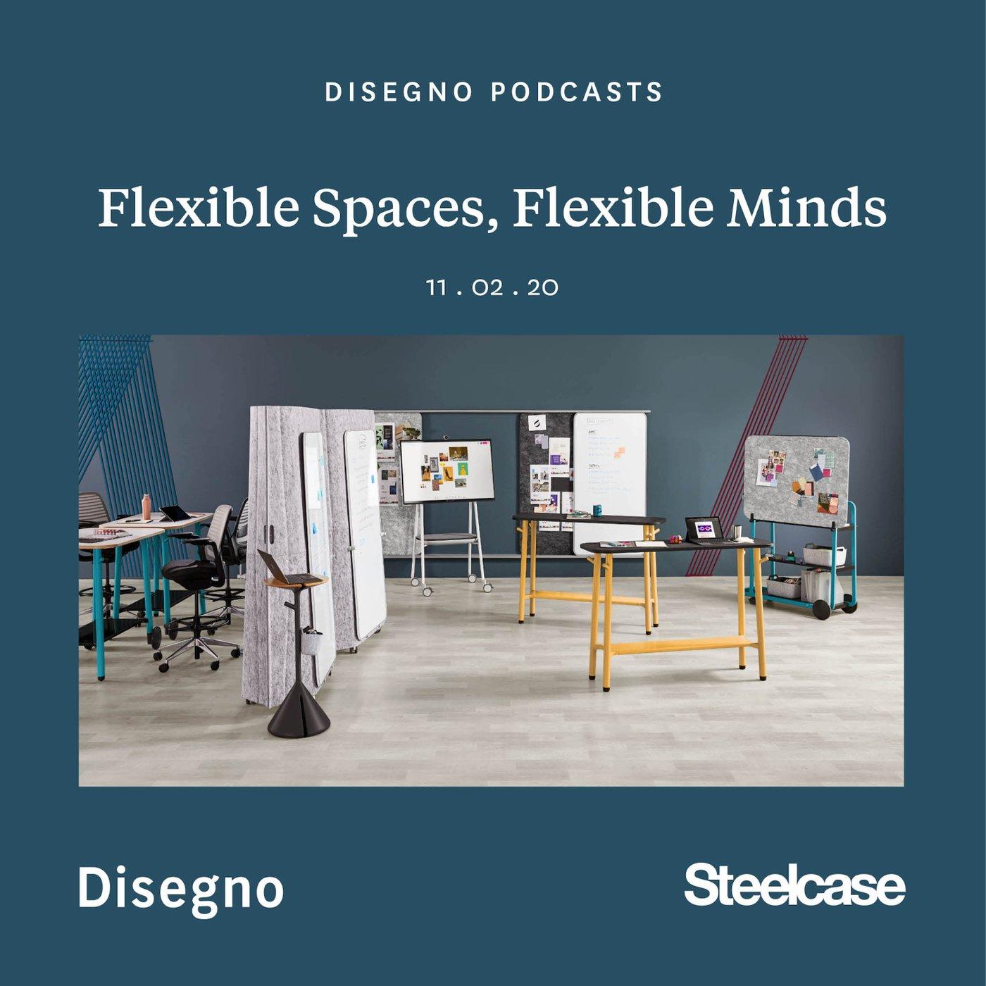 Flexible Spaces, Flexible Minds