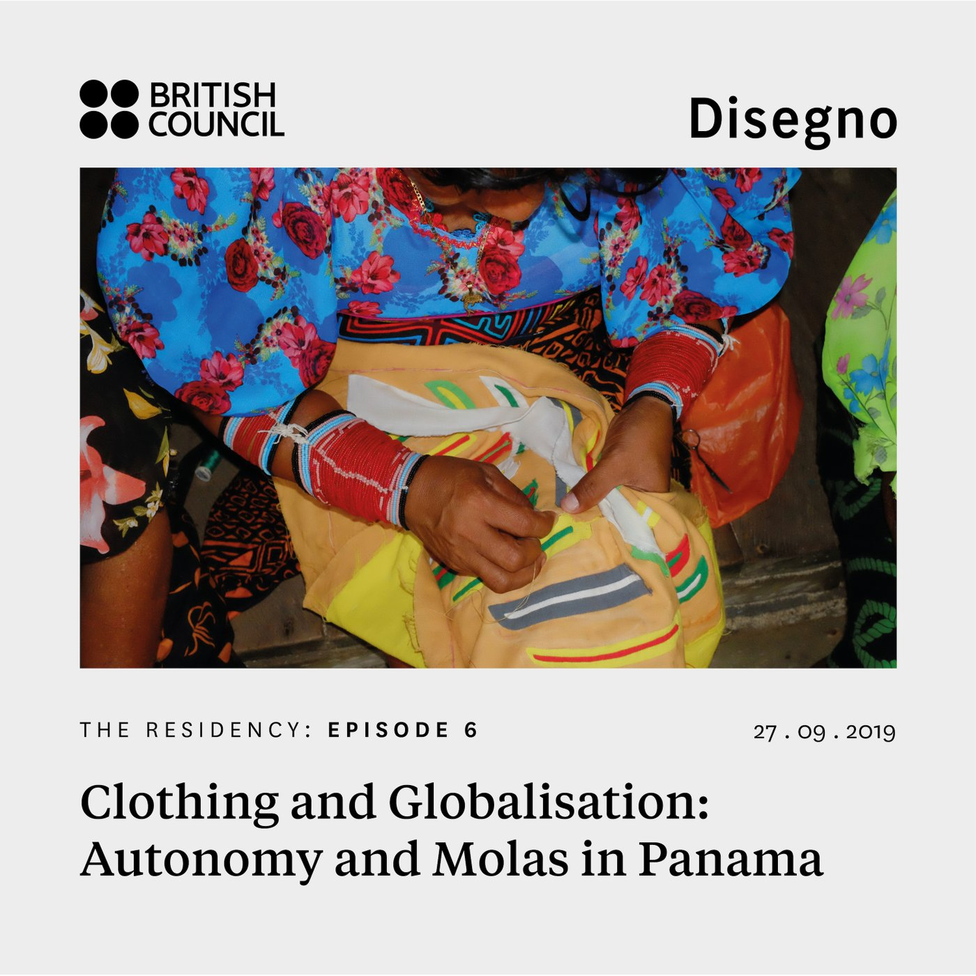 Clothing and Globalisation: Autonomy and Molas in Panama