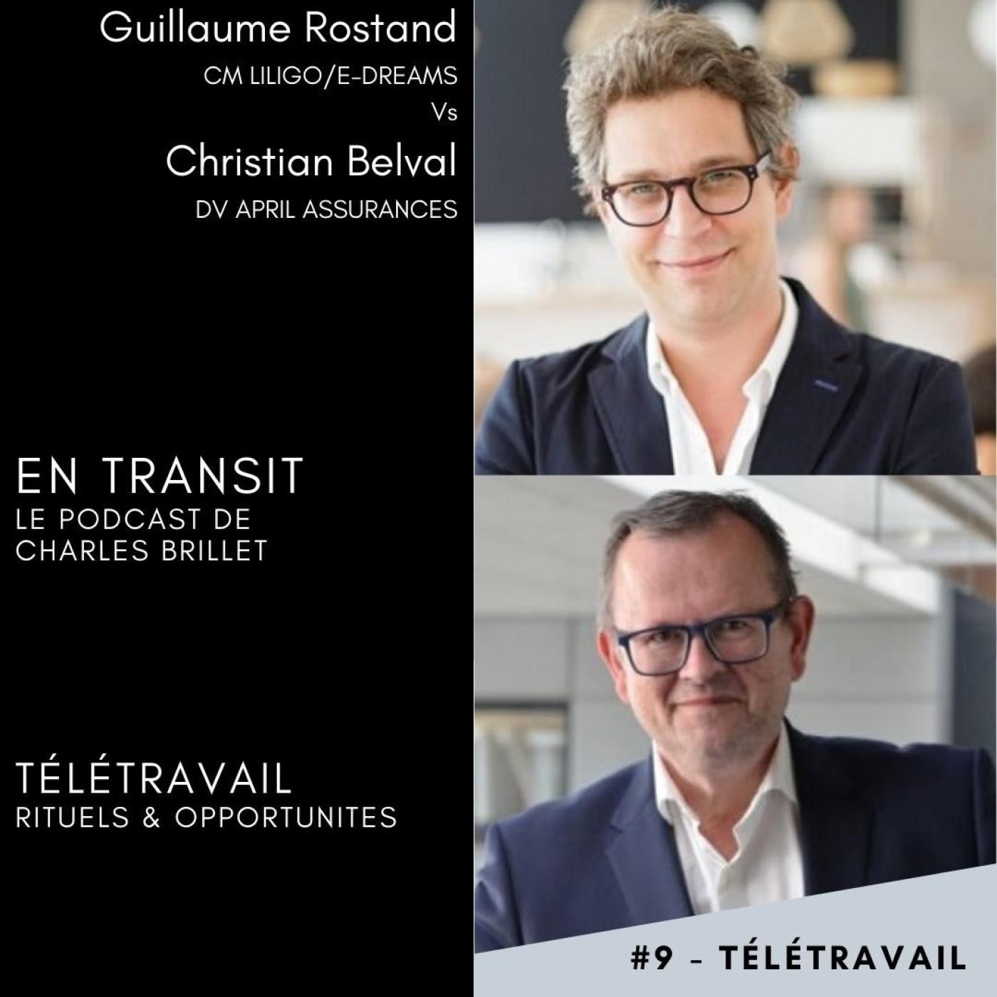 #9 - HS COVID19 - Télétravail Rituels et opportunités - G.Rostand et C.Belval - Barcelone Lyon