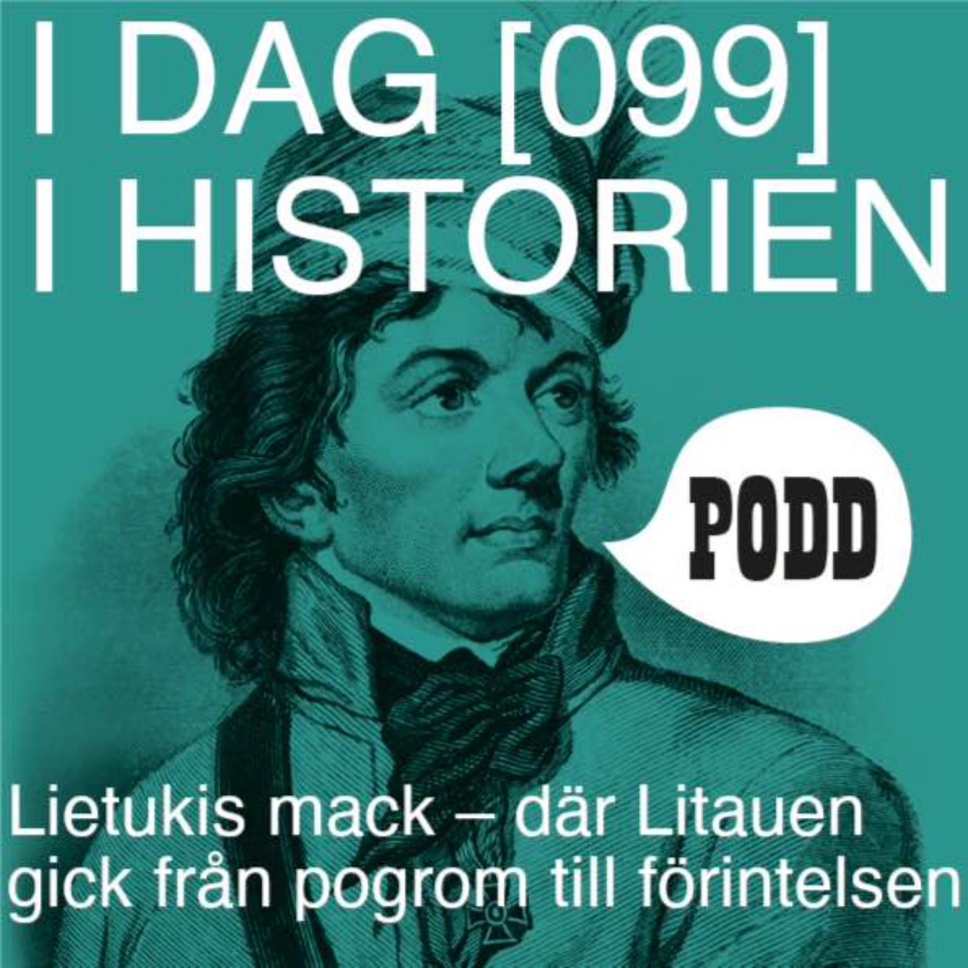 Lietūkis mack – där Litauen gick från pogrom till förintelsen