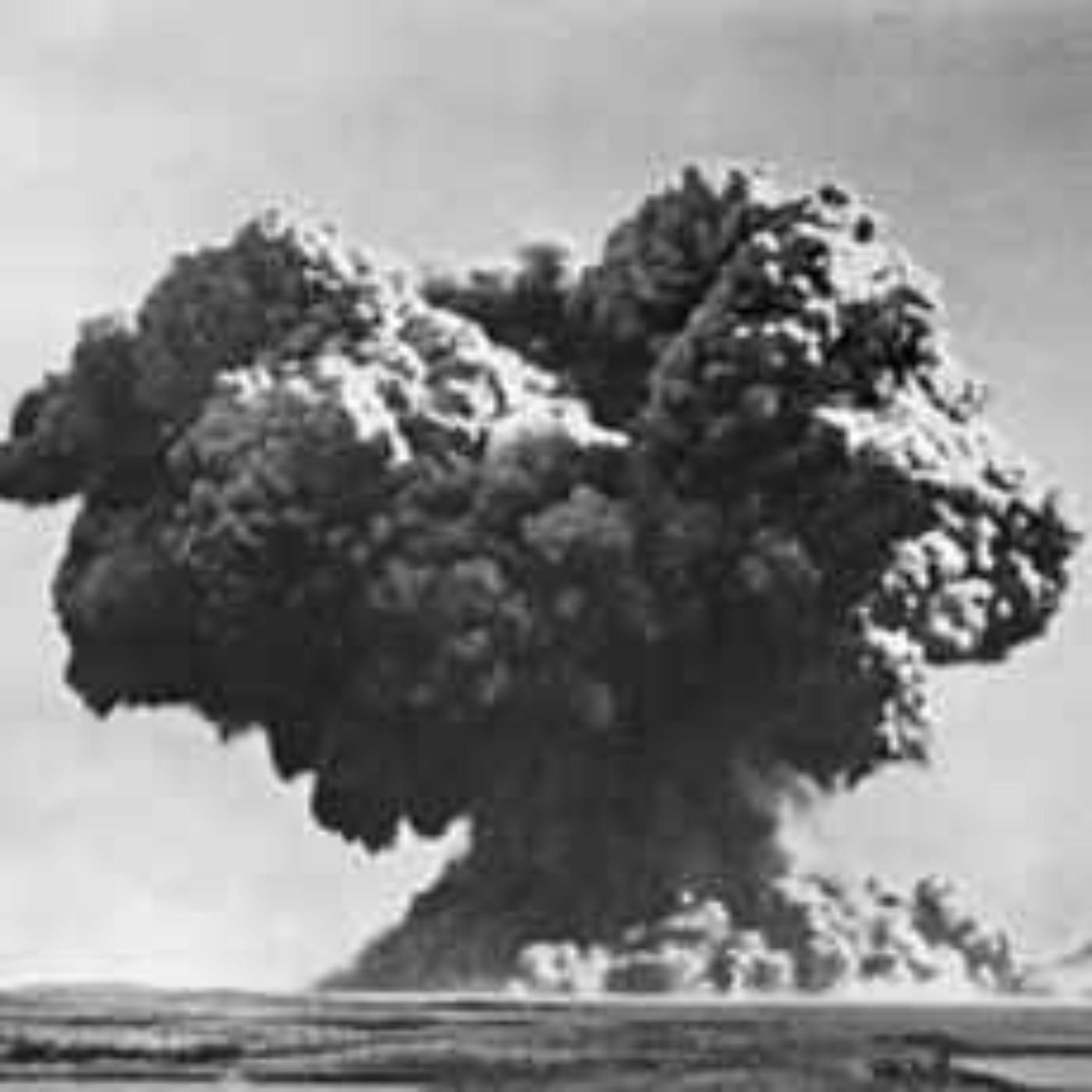 Cauliflower and Plym: Britain's First Atomic Bomb