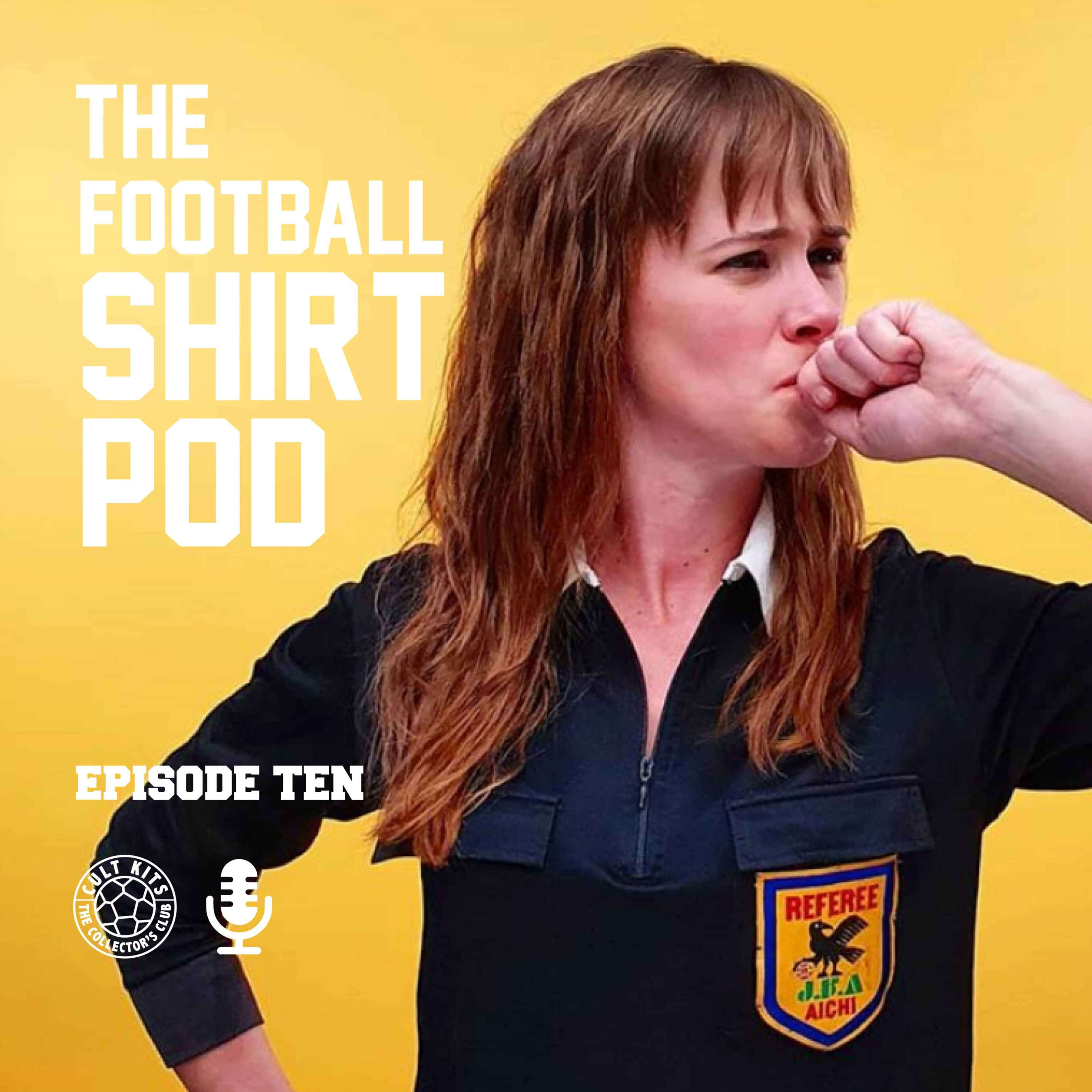 The Football Shirt Pod - with Marion Reimers